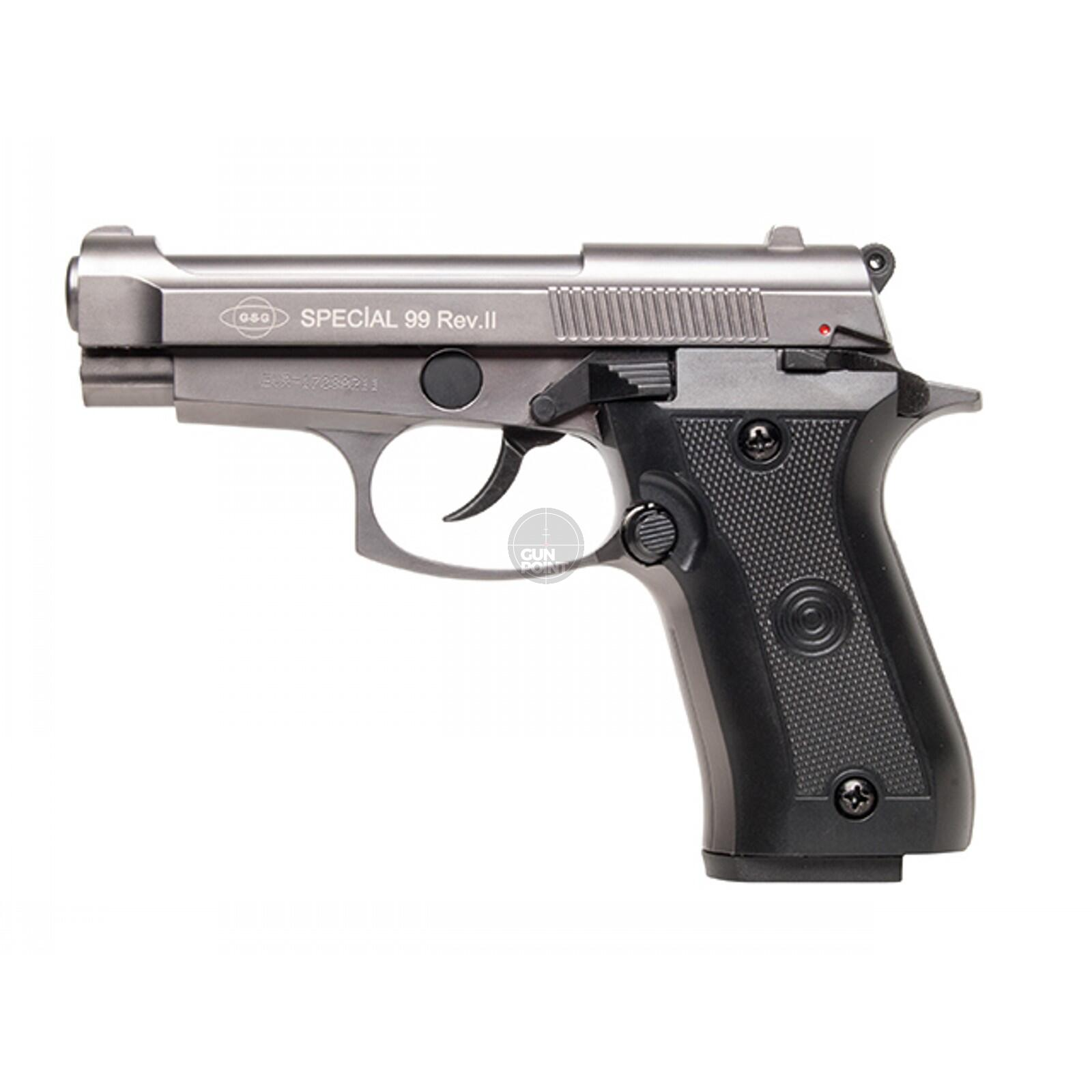 Schreckschuss Gas Signal Pistole Ekol Special 99 Rev Ii 9