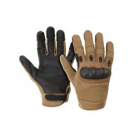 Invader Gear Assault Gloves M Coyote - Handschuhe Größe M in Coyote