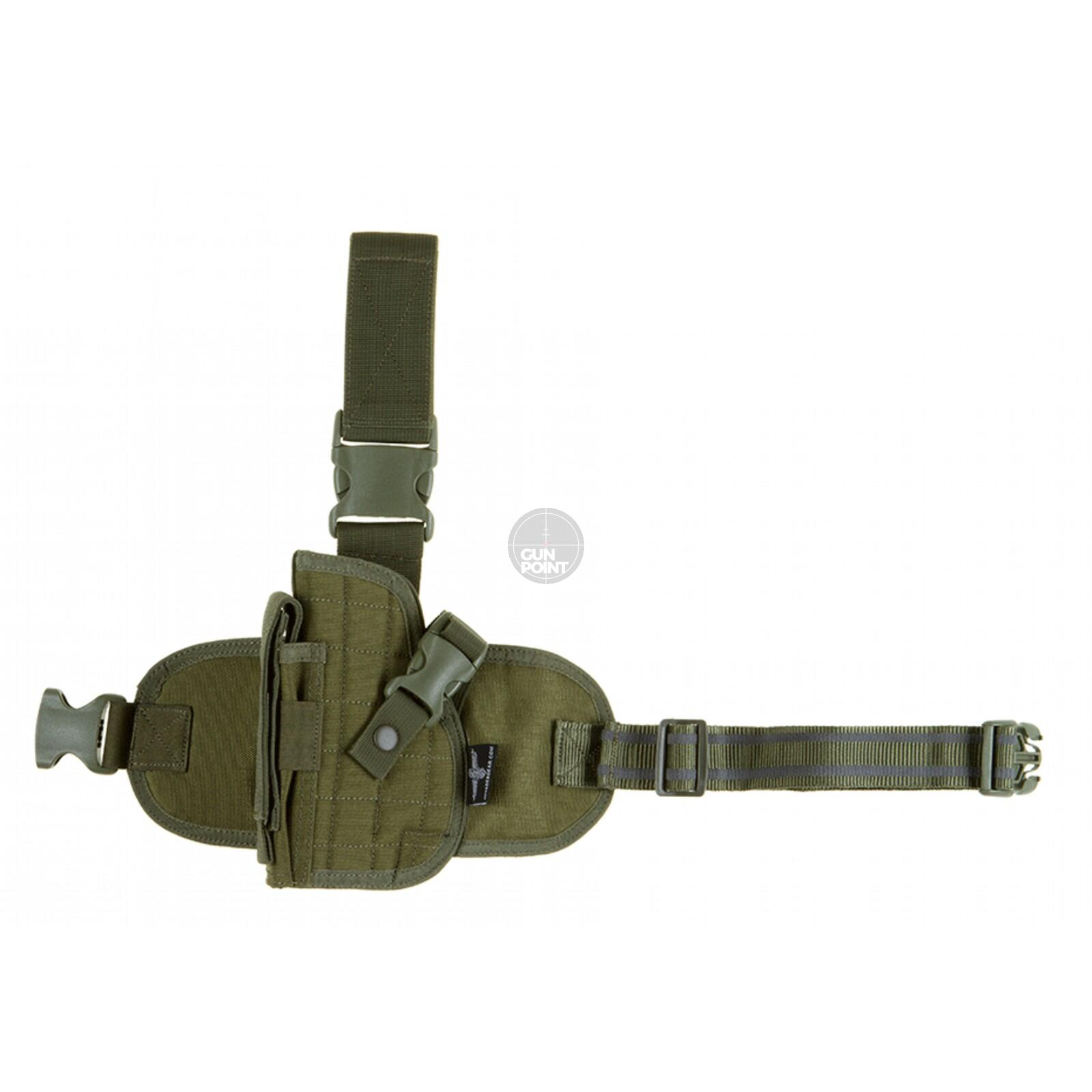 Invader Gear Dropleg Holster Left OD