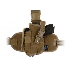 Invader Gear Dropleg Holster Left Coyote