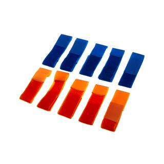 Invader Gear Team Patch Set Blue / Orange