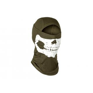 Invader Gear MPS Death Head Balaclava Wolf Grey