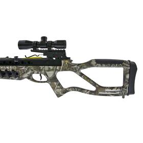 SET X-BOW Scorpion II - 370 fps / 185 lbs - Compoundarmbrust | Farbe: Camo