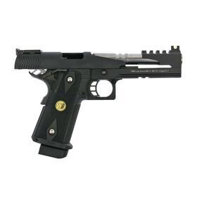 Softair über 0,5 Joule Pistole Hi-Capa 7 Full Metal Dragon GBB WE ab 18