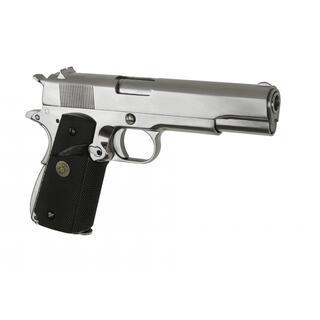 über 0,5 Joule Hi-Capa 5.2 K Full Metal GBB Pistole ab 18 WE Softair
