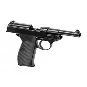 Softair - Pistole - WE - P38 Full Metal GBB black - ab 18, über 0,5 Joule