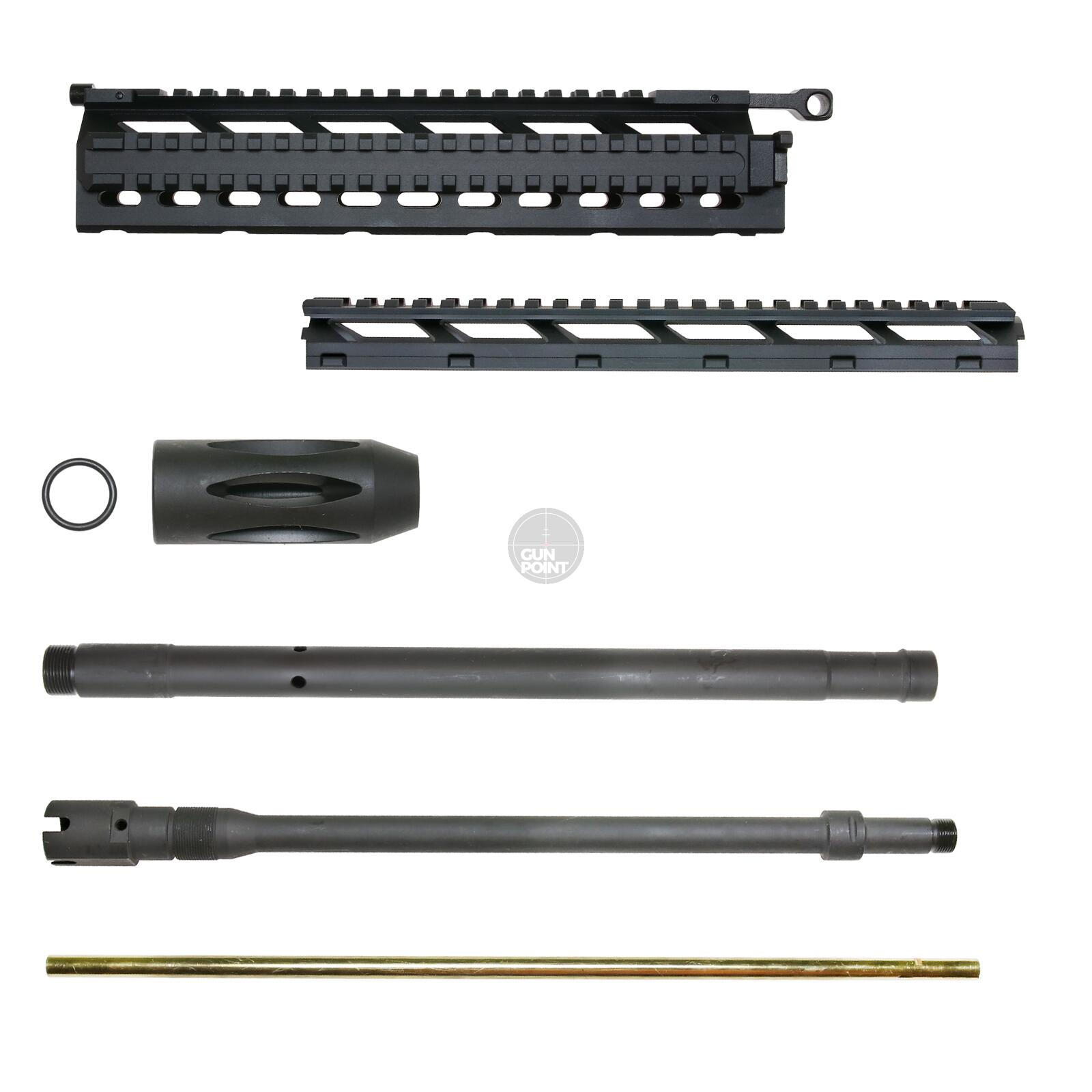 2nd Chance | GHK Conversion-Kit für 553 Serie