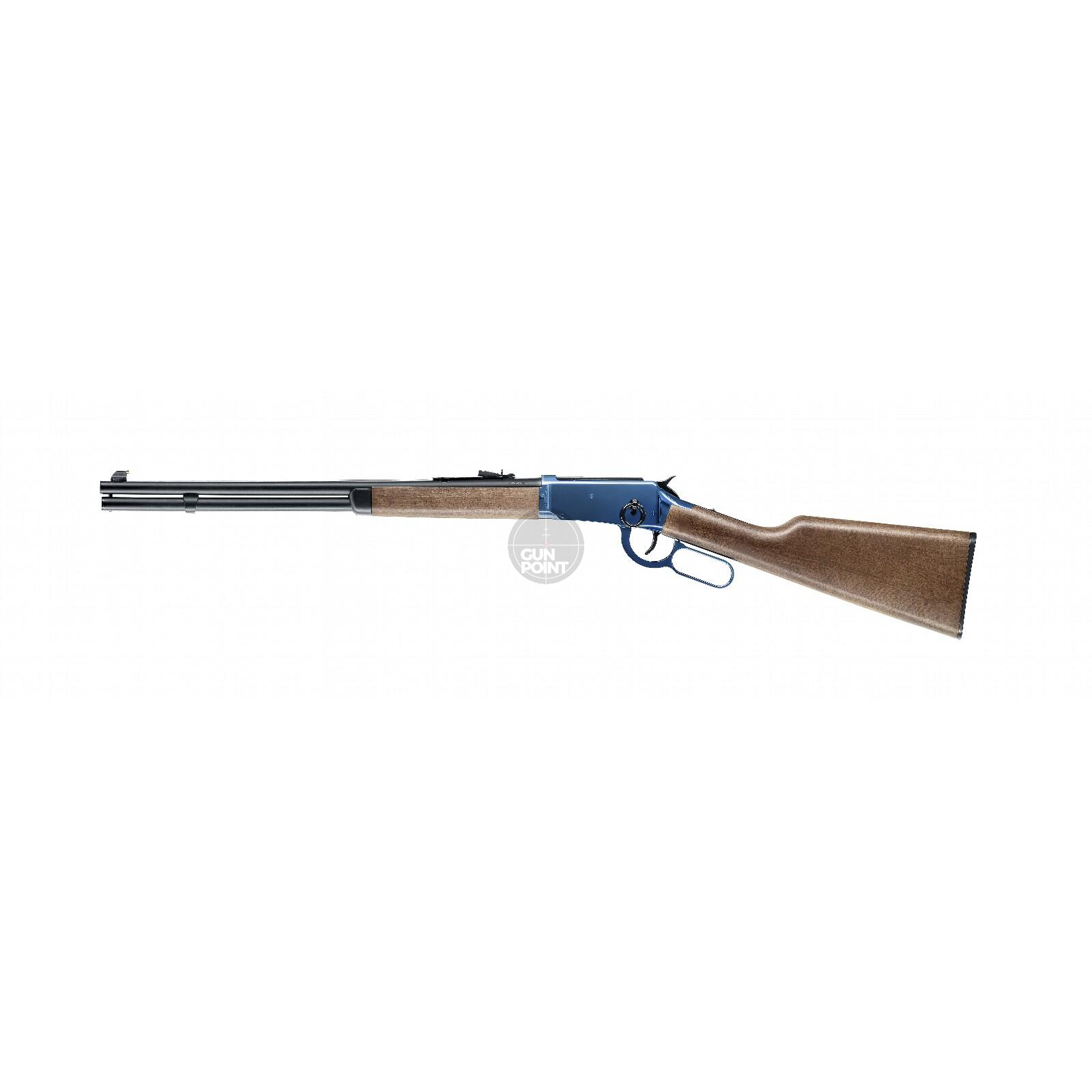Luftgewehr - Legends - Cowboy Rifle - Co2-System - Kal. 4,5 mm BB - Blue