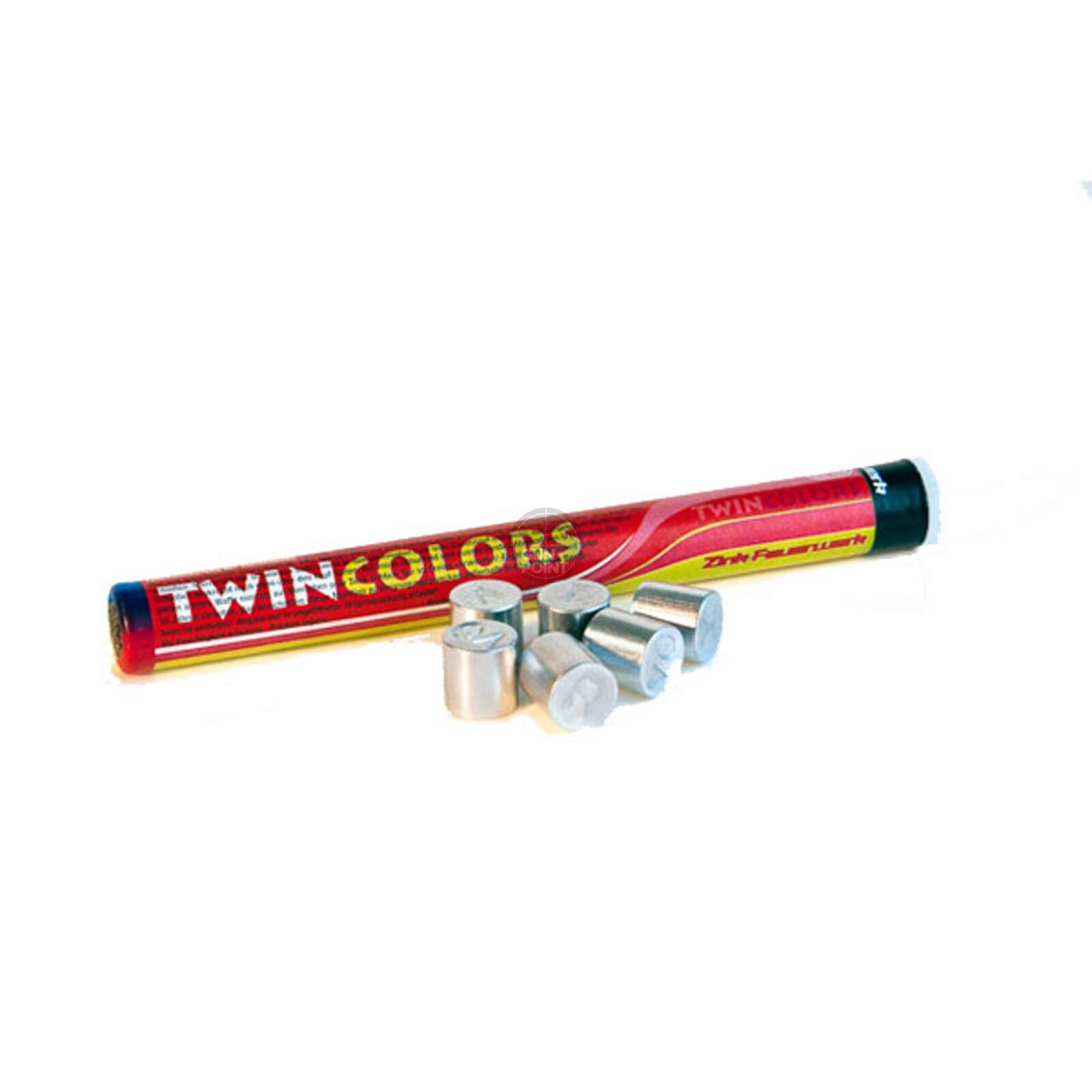 ZINK Effektmunition - Twin Colors 10 tlg.