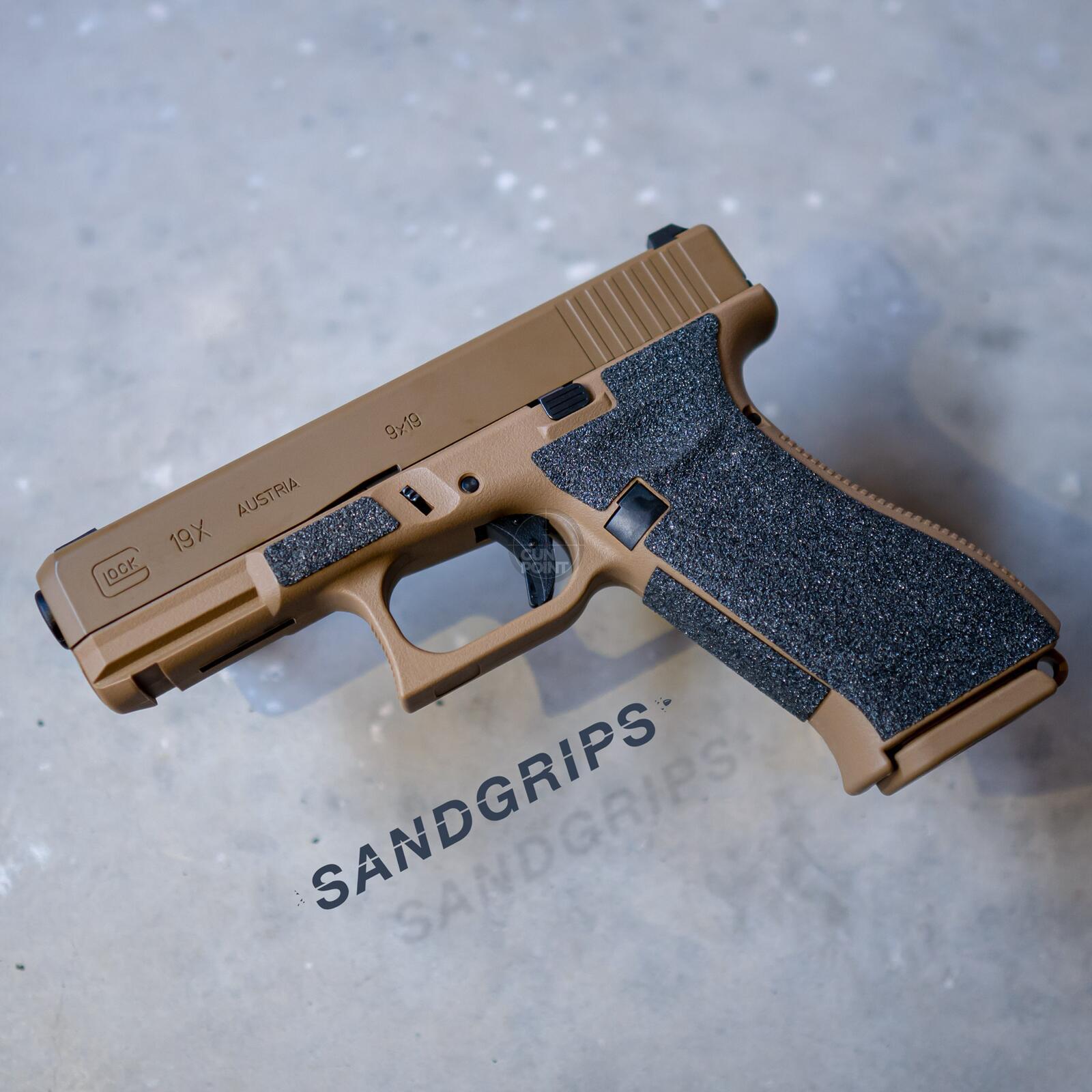 Sandgrip für Softair-Pistole Glock 19 Gen 4 » Gunpoin, 18,99 €