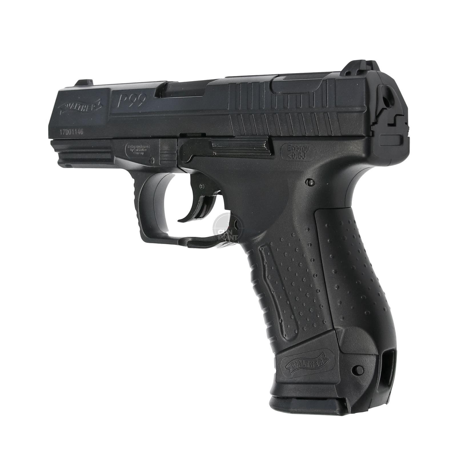Walther P99 Ab 14 Unter 0 5 Joule 187 Gunpoint De Ihr