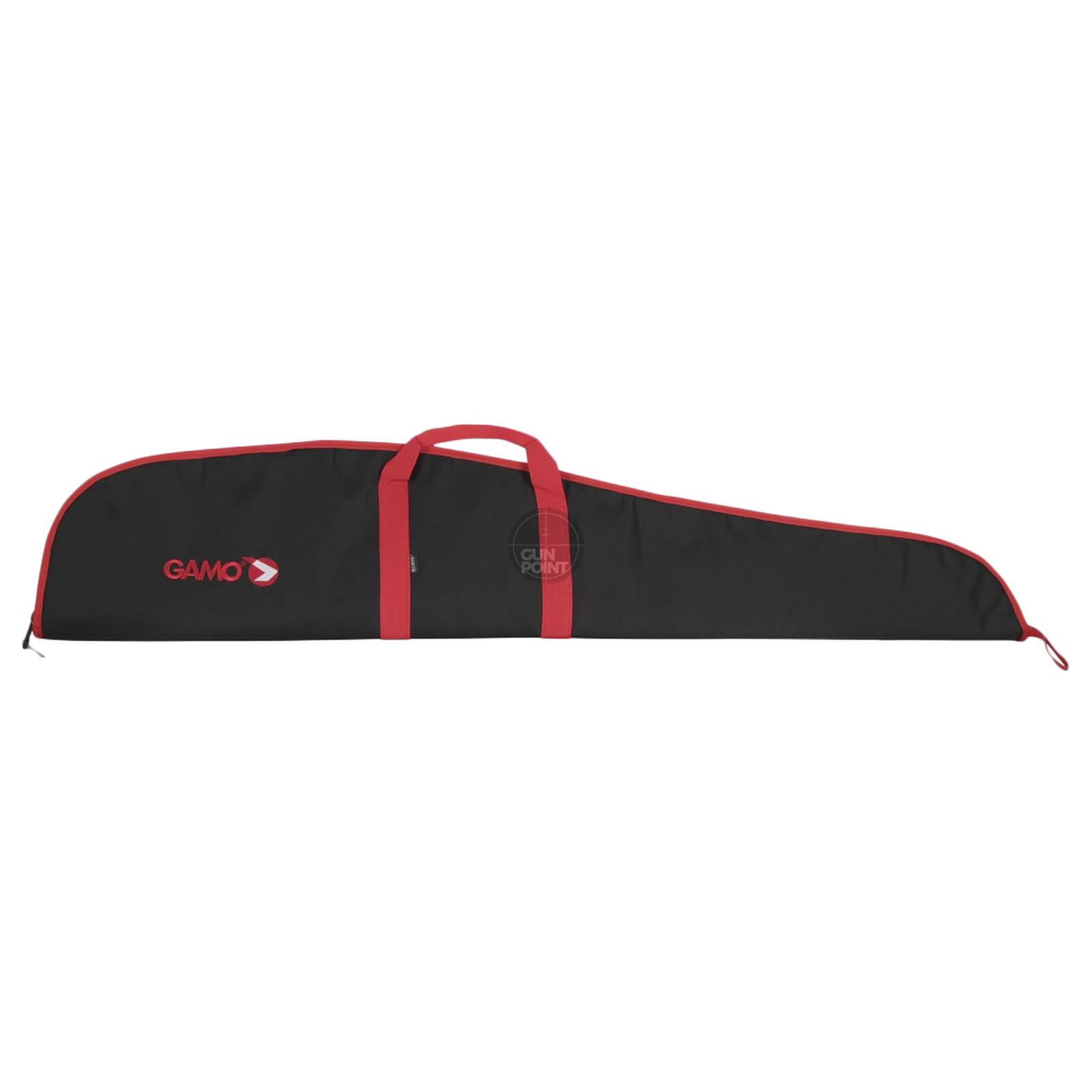 Gewehrtasche - Gamo - Gun Cover Black and Red - 120 cm