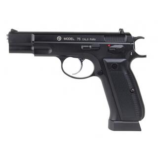 Luftpistole - CZ 75 Vollmetall CO2 BlowBack - Kal 4,5mm