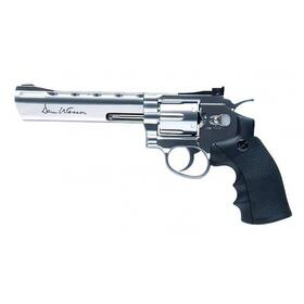 Softair - Revolver - DAN WESSON 6 CO2 NBB silber - ab 18,...