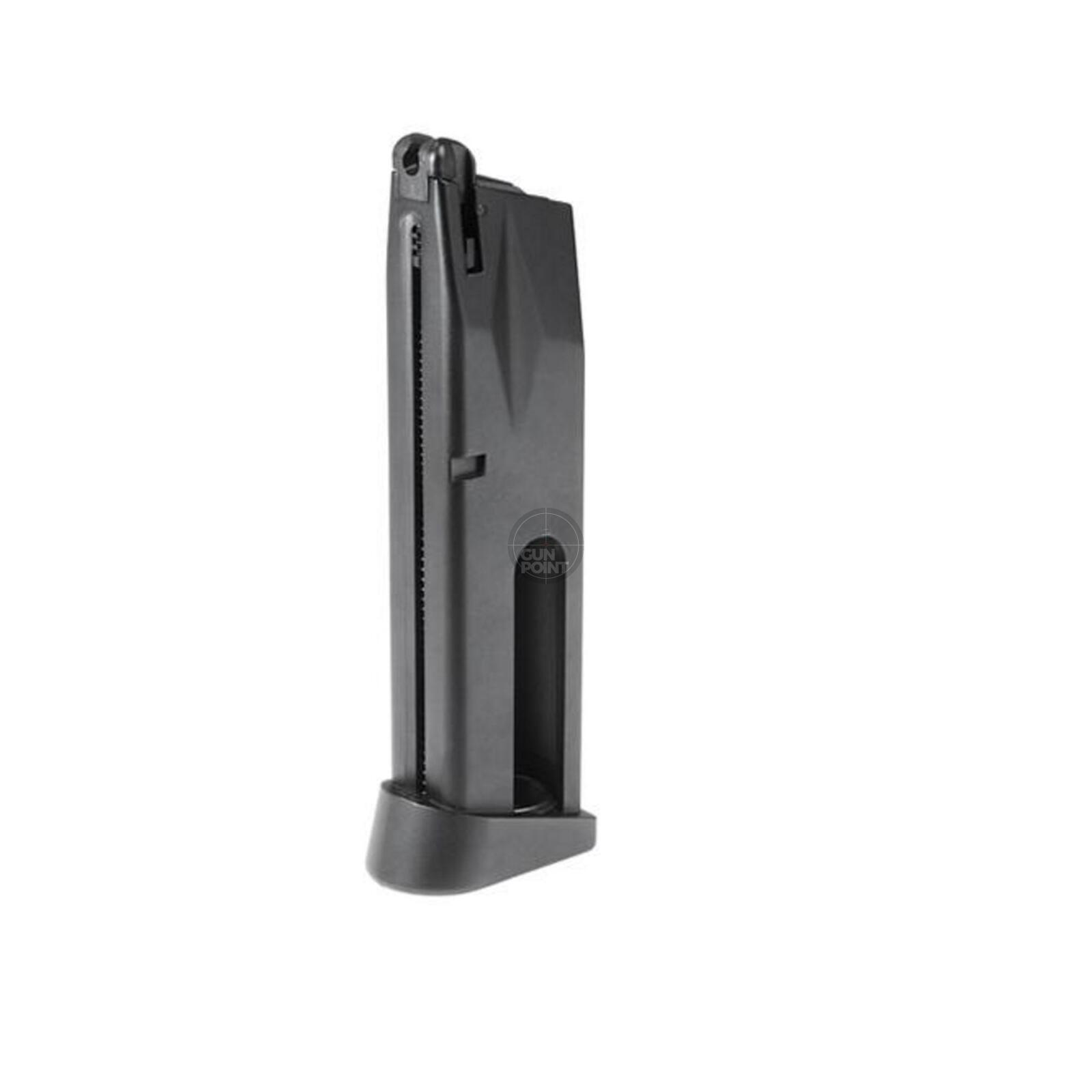 Magazin Swiss Arms P92 4,5mmBB 21 Schuss Co2 BlowBack