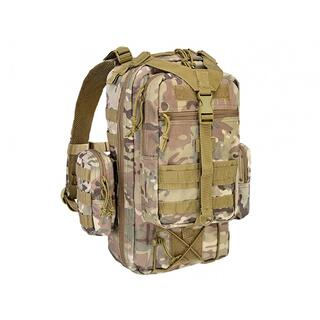 Defcon 5 One Day Tactical Backpack Rucksack 25L Multi Camo