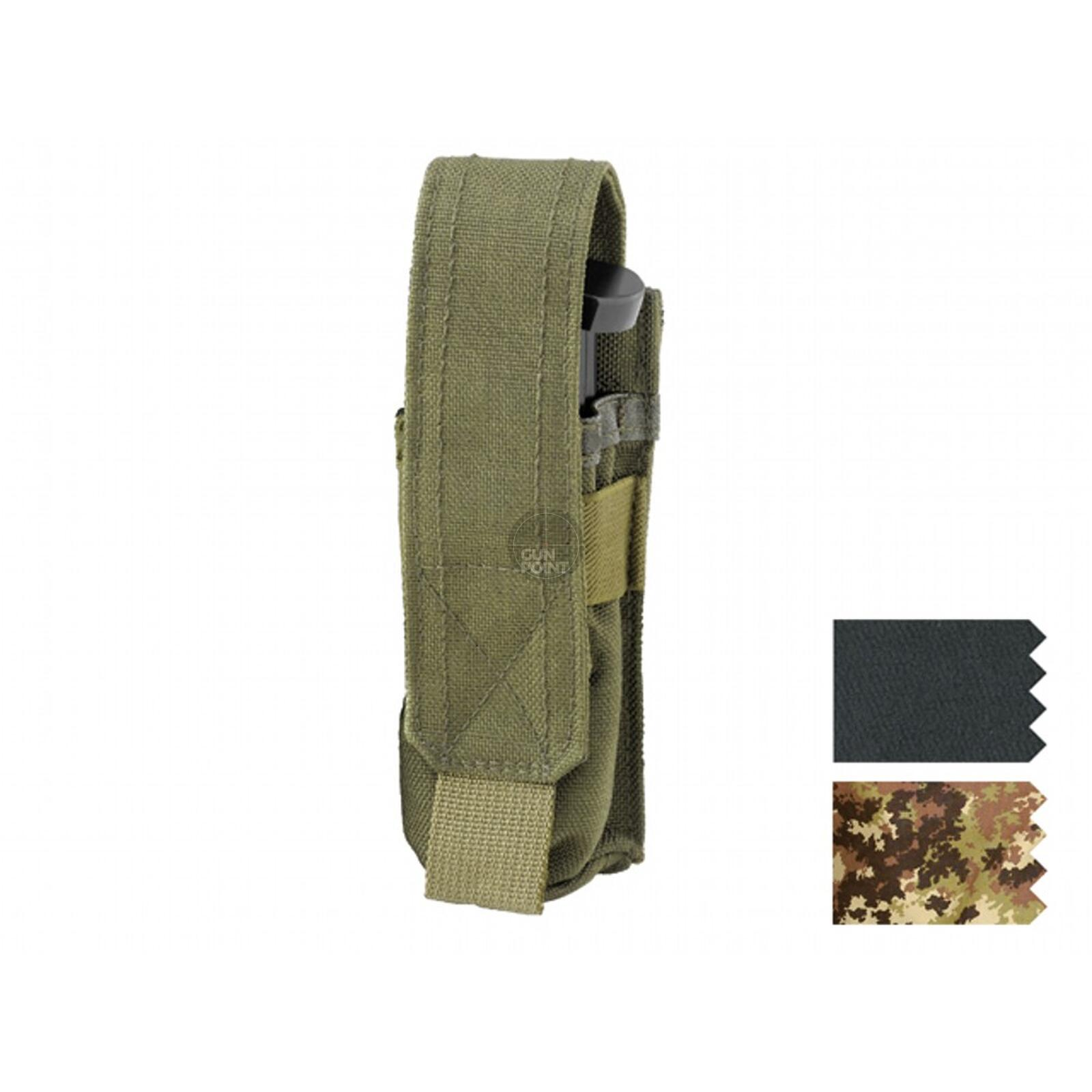 Defcon 5 Single Pistol Pouch Magazintasche OD Green