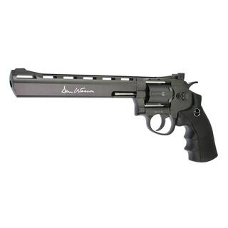 Softair - Revolver - DAN WESSON 8 CO2 NBB 6mm - ab 18, über 0,5 Joule