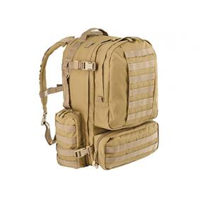 Defcon 5 Modular BackpackRucksack 60L Coyote TAN