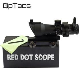 OPTACS 1x32 - ACOG Style - Red/Green Dot