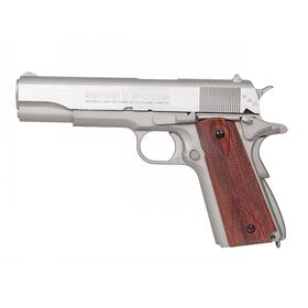 Luftpistole - Swiss Arms 1911 Seventies CO2 BB - Kal. 4,5 mm